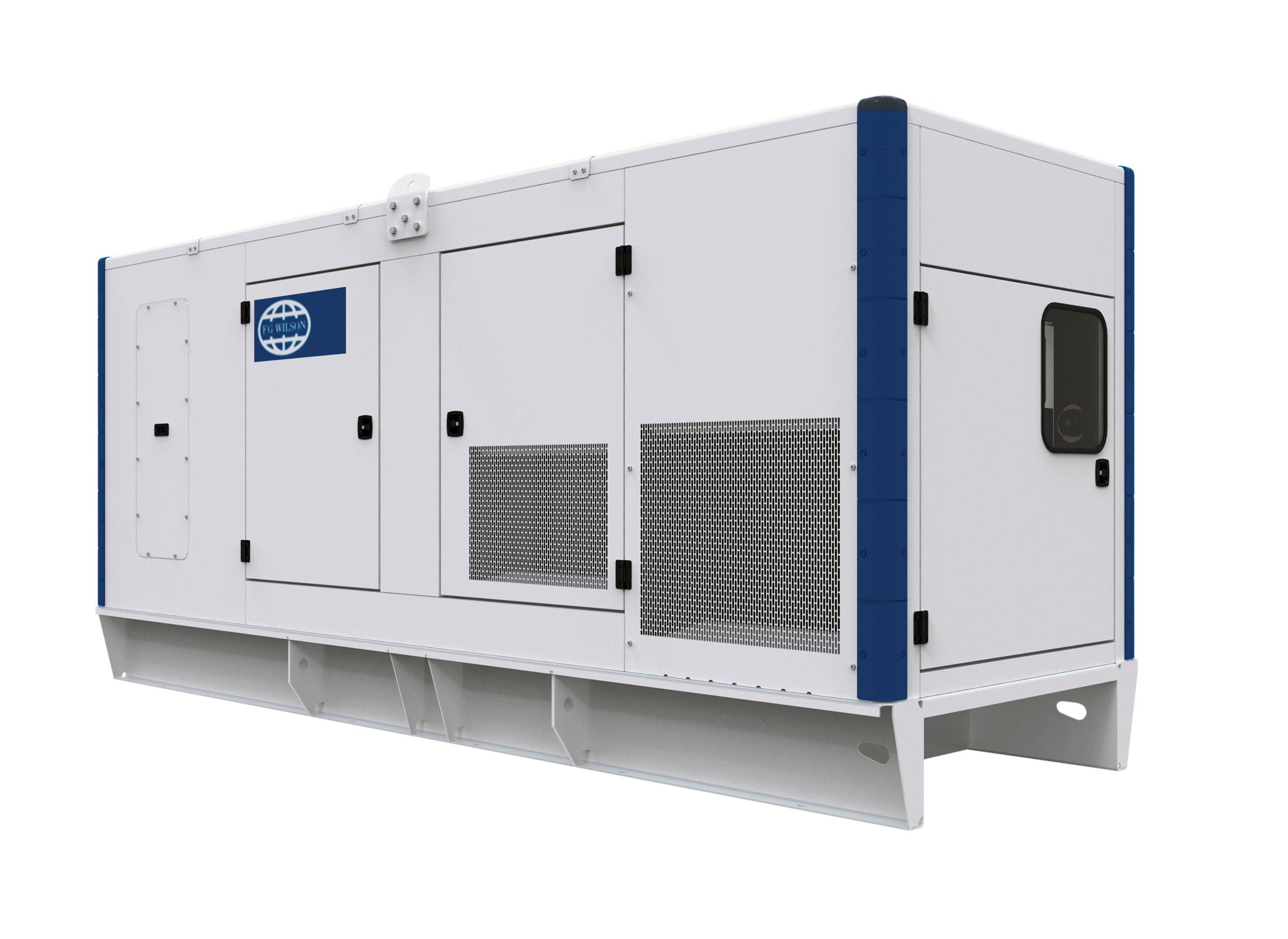 350-750 kVA Enclosure